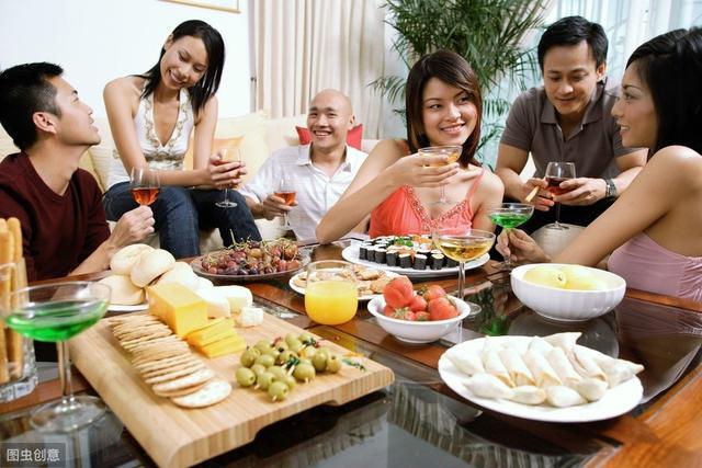 从吃相看人的性格和命运,比面相更准