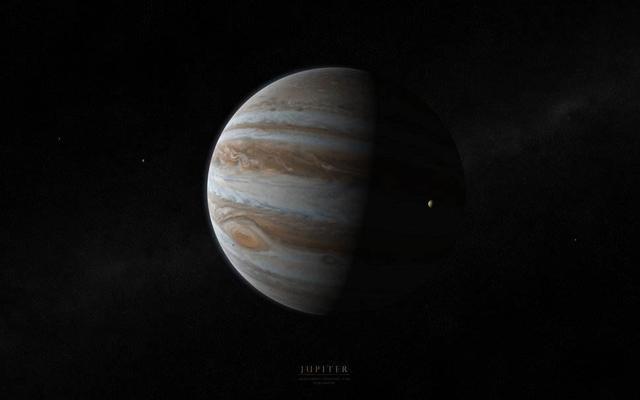 2019年7月太阳、月亮及各大行星动态